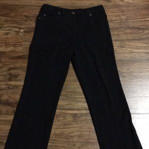 Rafaela Black Pants